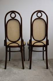art nouveau bentwood dining chairs from salvatore leone set of 2