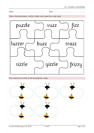 1.2 what is covered in this incredibly. Zz Phonics Worksheet