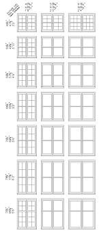 Marvin Integrity Window Size Chart Marvin Double Hung Windows Skconstructions Co