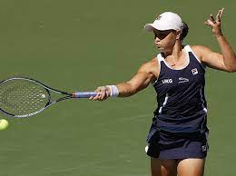 Top-seeded Ashleigh Barty advances to ...