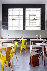 modern and simple / | INTERIORS | Pinterest | Restaurant furniture ...