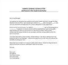 Job Fair Cover Letter Examples Entry Level Customer Service Cover