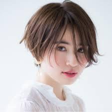 広瀬すずのanone髪型がベリーショートで可愛い画像やり方やオーダー