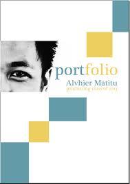 Cover Page For Portfolio Professional Portfolio Cover Page Google Search