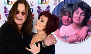 © itv ozzy osbourne and sharon osbourne on loose women. Ozzy Osbourne Recalls Feeling Peaceful While Trying To Kill Wife Sharon Daily Mail Online