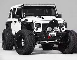 4 door jeep jk modified customized and personalized