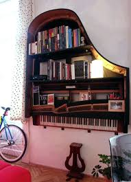 piano wall art storage this is cool any shape would work baby grand recycling  on baby grand piano wall art with black art wall decor elegant 2 piece canvas piano music metal evanwong