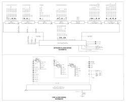 Symbols stunning intruder and fire alarm schematics circuit