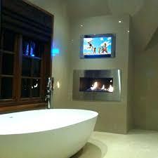 tv bathroom mirror for bathrooms bathroom tv mirror diy