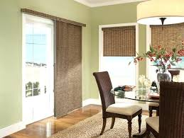 window treatments for patio doors images covering door coverings full size of extra long curtain rods