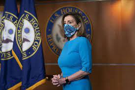 she'll serve her last term as speaker ...