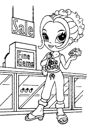 Coloring Sheets Lisa Frank Coloring Pages
