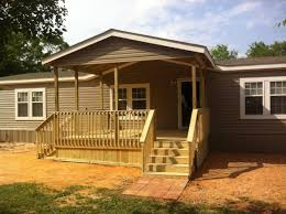 Post And Beam Deck Design 12 X 16 Vinyl Post And Beam Gable Mobile Home Porch
