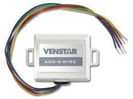 venstar accessory add a wire 5 Wire Thermostat Wiring add a wire™