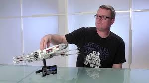 Lego Star Wars Designer Videos Red Five X Wing Starfighter Lego Star Wars Designer Video 10240