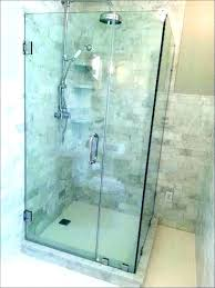 remove water stains from glass shower door best way to clean doors with hard how soap