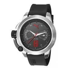 puma black and red mens watch pu103781008 puma from the watch puma black and red mens watch pu103781008