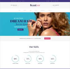 beauty make up artist responsive wordpress theme 58