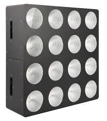 Epsilon Pixcube 16 Dmx 4x4 Rgb Led Light Panel Epsilon Pro Lighting Pixcube 16