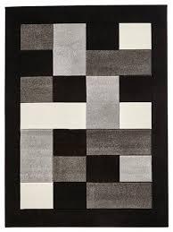 mantra mt04 rug black grey 120x170 cm