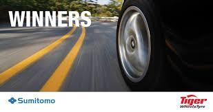 Tiger Wheel & Tyre Zimbabwe - Congratulations to our winners: 1. Immediate  Marava 2. Kayz Precious 3. Moses Miconto 4. Priscilla Matthews 5. Dural Joe  Howes 6. David Marondera 7. Bhikhubhai Nagar