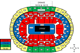 Bridgestone Arena Seating Chart Drake Drake Announces North American Tour With Migos