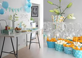 8 fine 1st birthday decoration ideas for boys at home braesd com