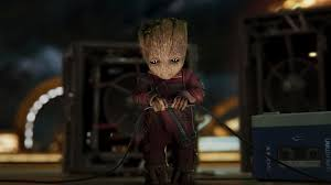 Baby groot, Guardians of the galaxy ...
