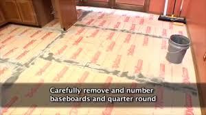 1 ivc us sheet vinyl installation floor prep