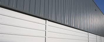 how to spray cladding 2 cladded and corrugated metal