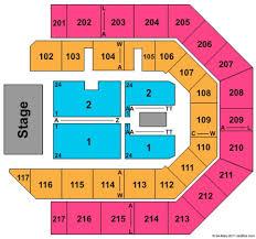 Uic Concert Seating Chart 41 Thorough Best Seats At Uic Pavilion
