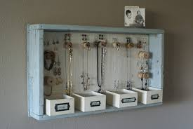 Spool Knob Jewelry Storage | A Time for Everything