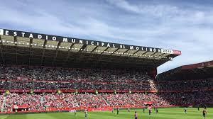 Postal Estadio De Futbol El Molinon Gijon Ast  Comprar Postales Estadio El Molinon Gijon