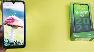Infinix Smart HD 2021 with 6.1-inch ...