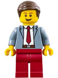 lego office. lego office worker 40172