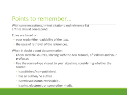 Using Apa What Students Need To Know Ppt Download