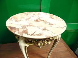 Tavoli Di Marmo Ebay : Tavolino in stile barocco veneziano laccato e dorato con