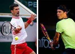 Nadal vs. Djokovic in the French Open ...