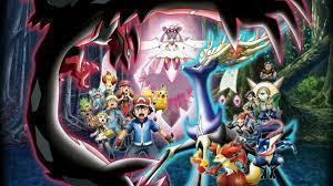 Pokemon Movie 17 - Sự Hủy Diệt Từ Chiếc Kén Và Diancie