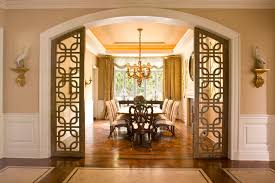 Interior Arch Designs For House classic traditional residence traditional  dining room orange party bus interior design
