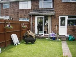 small garden design before 2