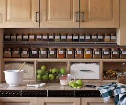 Under Cabinet Spice Storage Shelves Via Better Homes And Gardens Under Kitchen  Cabinet Lighting