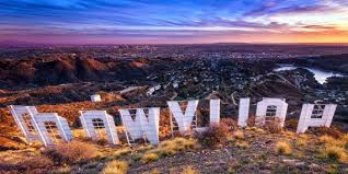 Tickets, tours, address, phone number, hollywood sign reviews: Hollywood Sign Panorama Photography Print Sunset Over Los Etsy Panorama Photography Photography Wall Art Cityscape Photography