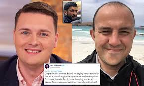Labour MP Wes Streeting tells Labour Against AntiSemitism campaigner to  'f*** off' and 'do one'   Daily Mail Online