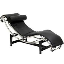 Le Corbusier LC4 <b>Lounge Chair</b> in <b>Genuine Leather</b> 129