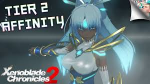 Xenoblade Chronicles 2 Perun Rare Blade Affinity Guide How To Complete Tier 2 Affinity Good Deeds