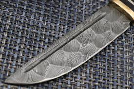 Damascus Steel Patterns Inspiration 48 Inches Hand Forged Damascus Knife