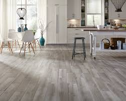 Flooring Options For Kitchens Interested In Wood Look Tile Check Out Himba Gray Porcelain