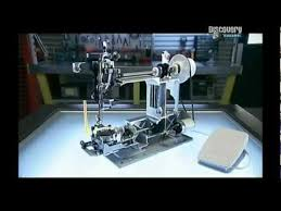 Устройство и работа швейной машины  Устройство и работа швейной машины