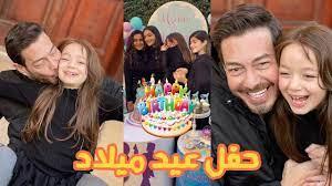 عيد ميلاد منى زاهر ابنت احمد زاهر الصغيرة 🎂🥳 - YouTube